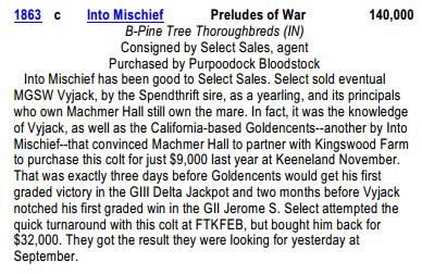 Into Mischief x Preludes of War
