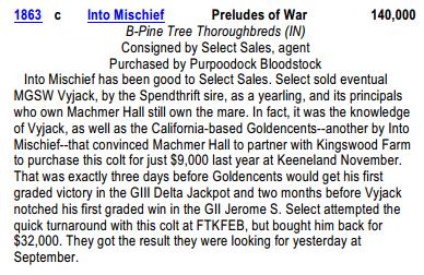 Into Mischief x Preludes of War